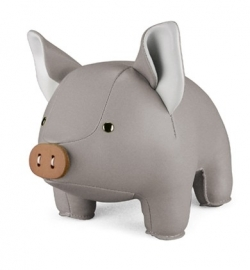 Zuny bookend clasic pig