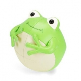 Zuny bookend cicci frog