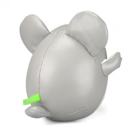 Zuny Classic Mouse grey paperweight