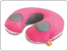 Kindernekrol met stereoluidspeakers rose