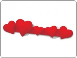 "Tandenborstel houder ""Love"""