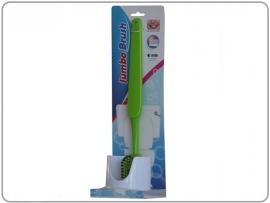 tandenborstel XL voor diverse borstelwerk groen