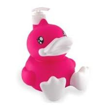 Bduck zeepdispenser rose