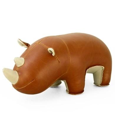 Zuny paperweight hino rhino