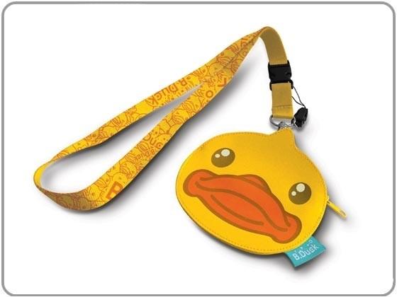 Bduck nekhanger geel