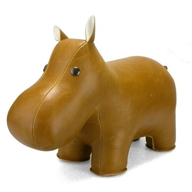 Zuny paperweight clasic hippo