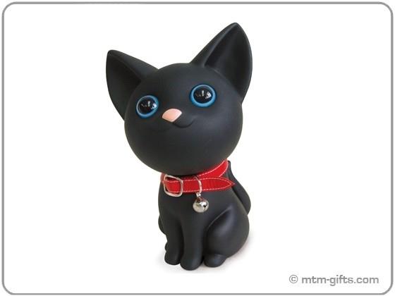 Black Cat Begging