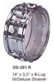 OSAN  Metal snaredrum ( Nieuw )