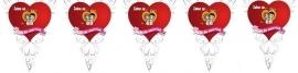 Vlaggenlijn: Liefde is...