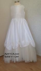 Bruidsmeisjes jurk 91900 voor 10/11jaar