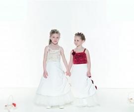 Bruidsmeisjes jurk 91907