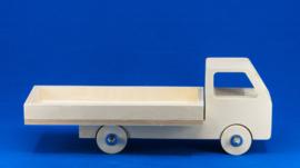 Vrachtwagen voor spaarpot Rechthoek, Mick, Harm.