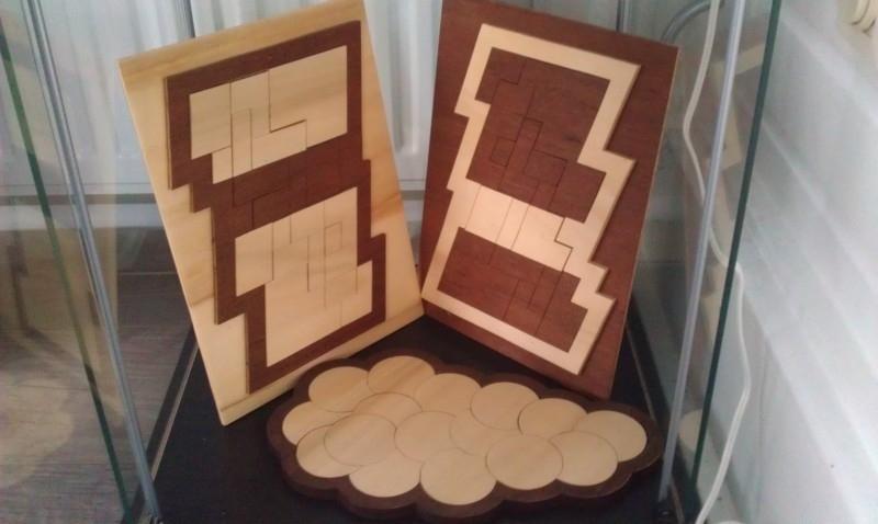 Diverse puzzels