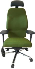 Casus: maatwerk stoel bij total-hip en rugklachten