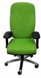 Orthopedisch aanpassen van bestaande bureaustoelen