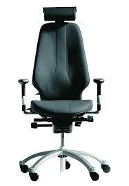 Aanpassen van bestaande ergonomische stoelen bij zit- en rugklachten - RH, Grahl, Malm, Kinnarps enz..