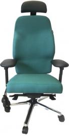 Orthopedic - Maatwerk bureaustoel met beensteun