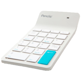 Penclick - Numeriek deel White