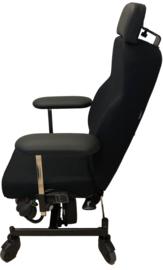 Mobility - Maatwerk Bureaustoel/Werkstoel met (elektrisch) Trippel onderstel