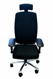 Aangepaste stoel voor Client met MS met ernstige tremor