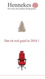 Kerstgroet 2015
