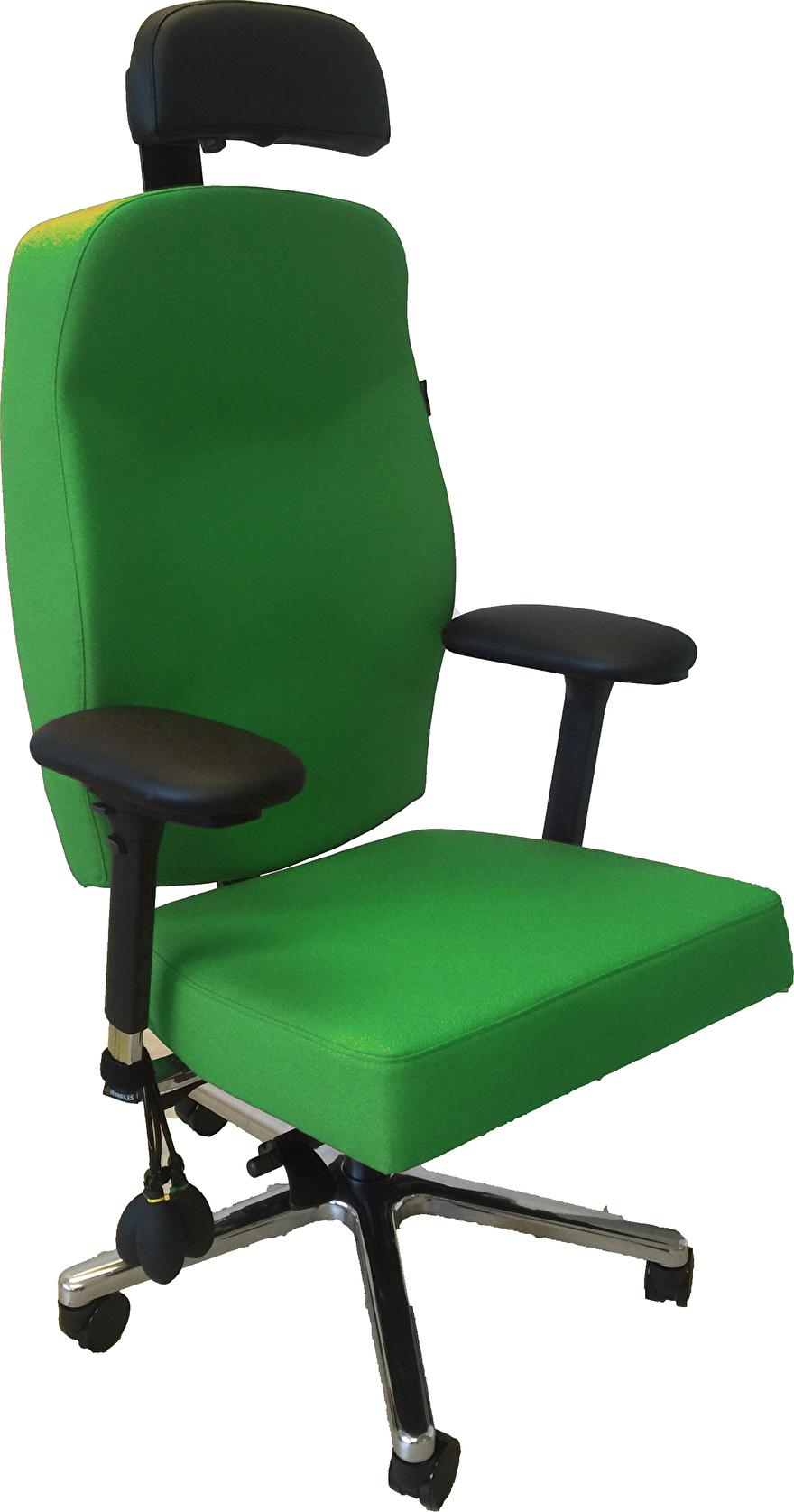 Ergonomische Bureaustoel Hernia.Prijsindicatie Aangepaste Stoelen Hennekes 0182 554704