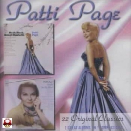 PATTI PAGE      - Hush, Hush, Sweet Charlotte - Gentle on my Mind -
