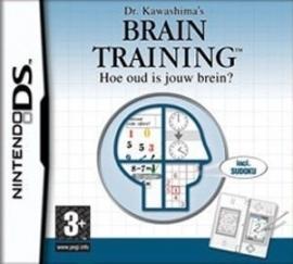 Dr. KAWASHIMA's       *Brain Training*