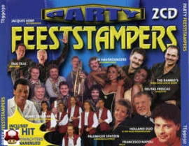 PARTY FEESTSTAMPERS      * 3 CD *