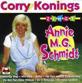 CORRY KONINGS   *Zingt ANNIE M.G. SCHMIDT*