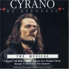 "CYRANO de Bergerac    ""the Musical"""