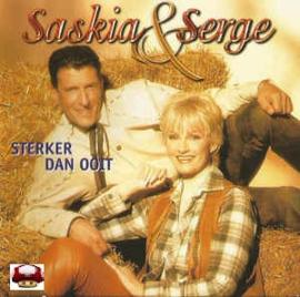 SASKIA & SERGE      *STERKER DAN OOIT*