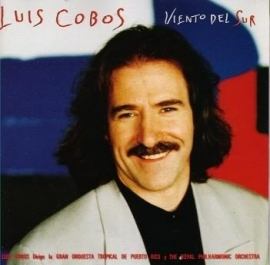 """Luis Cobos          """"Viento Del Sur`"""