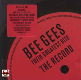BEE GEES      * THE RECORD *    * Their Greatest Hits *