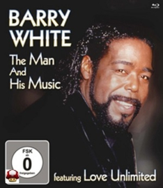 BARRY WHITE      *The MAN And His MUSIC*