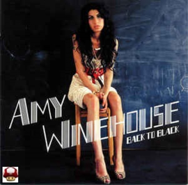 AMY WINEHOUSE      * BACK TO BLACK *