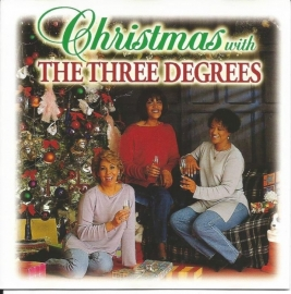 "The Three Degrees          ""Christmas with..."""
