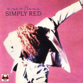 SIMPLY RED      *A NEW FLAME*
