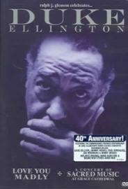 "Duke Ellington          ""Love You Madly"""