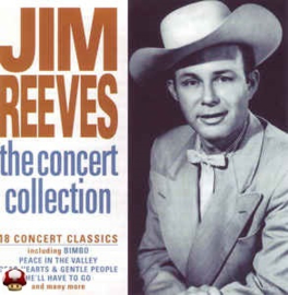 JIM REEVES      * the CONCERT COLLECTION *