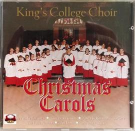 KING's COLLEGE CHOIR*  *CHRISTMANS CAROLS*