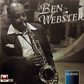 BEN WEBSTER      * JAZZ MASTERPIECES *