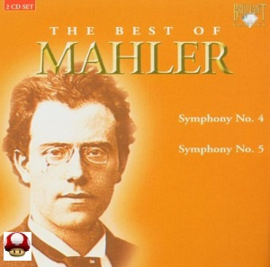 the Best of MAHLER     - symphony no 4 & no 5 -