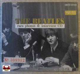 BEATLES, the   *Rare Photos & Interview CD*     *VOL 1*