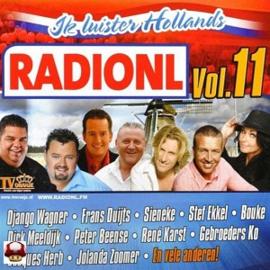 RADIONL  - vol 11 -      * IK LUISTER HOLLANDS *