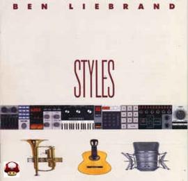 BEN LIEBRAND      * STYLES *