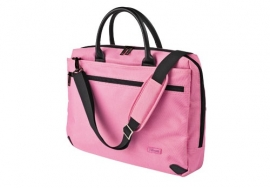 LADIES NOTEBOOK BAG 15.4  TRUST  -PINK-