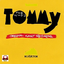 THE WHO'S          - TOMMY -