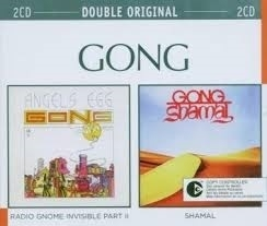"Gong     ""Angels Egg""     ""Shamal"""