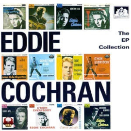 EDDIE COCHRAN      * the EP - COLLECTION *